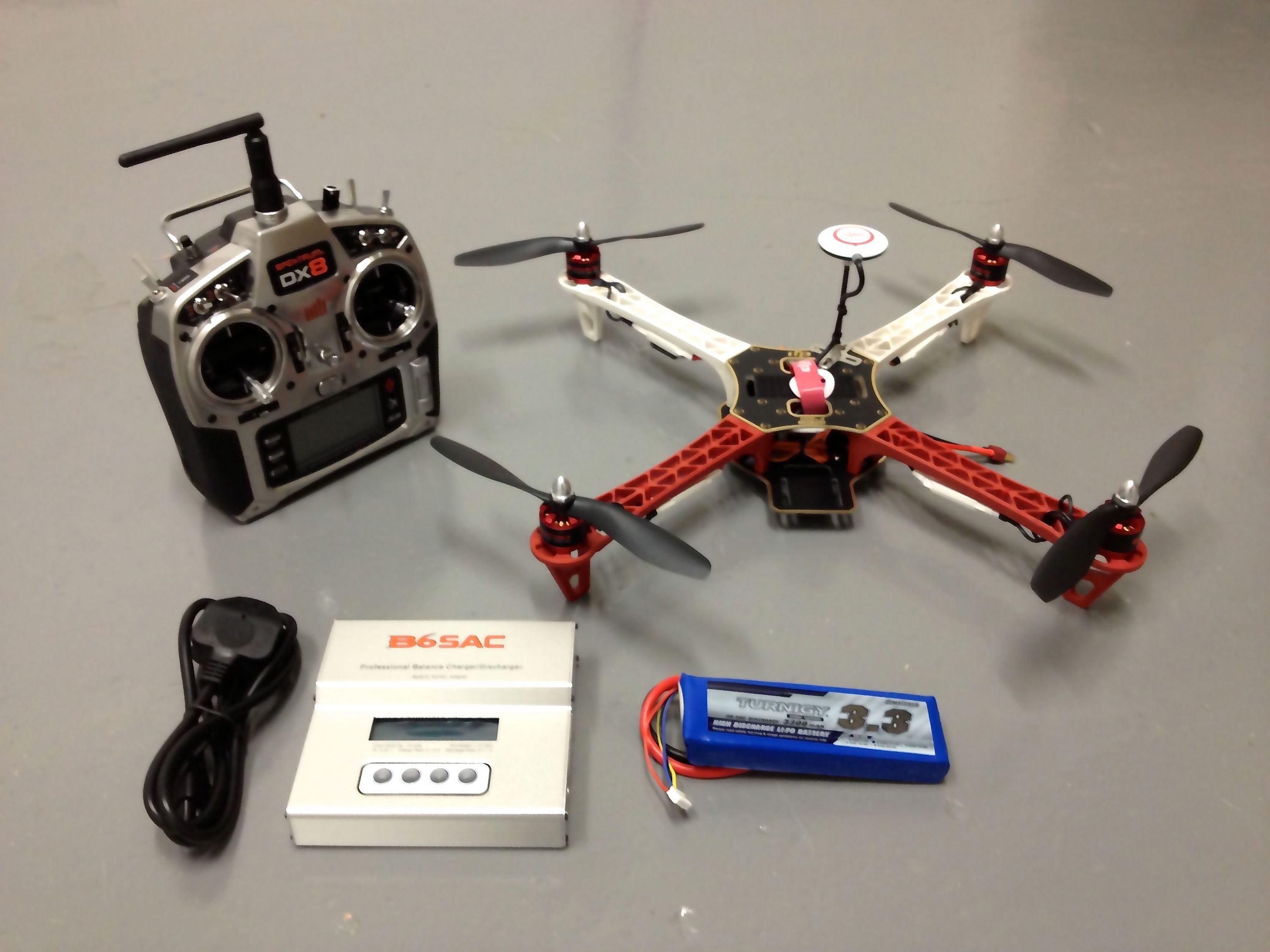 Quadcopter flame wheel wiring diagram library